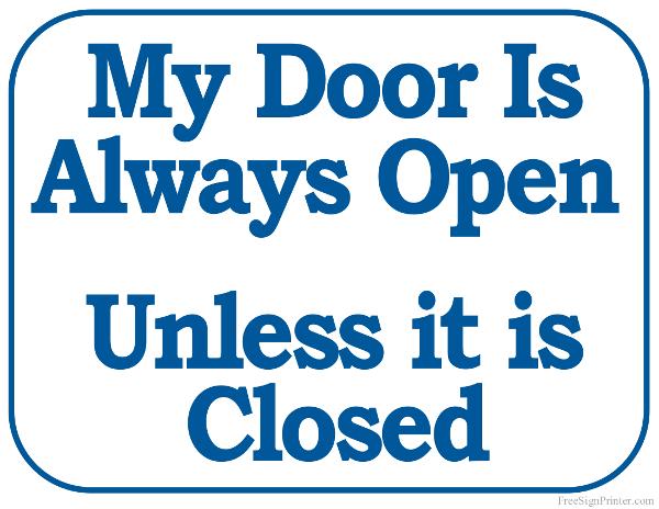 Open your locked bathroom door