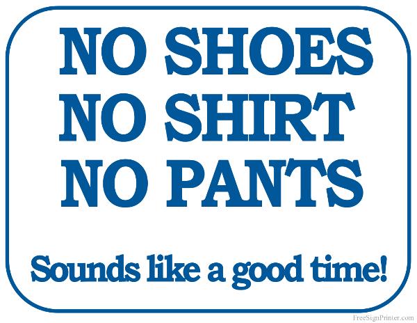 graphic regarding No Guns Allowed Sign Printable named Humorous Printable Symptoms