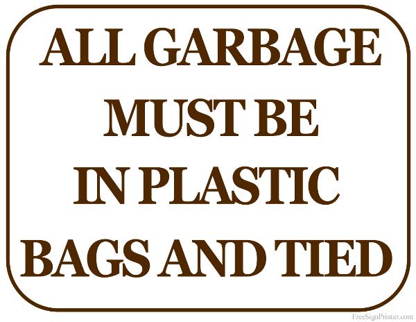 Garbage Garage Limit Autos Weblog