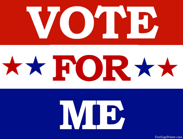 Vote Pictures Sign images